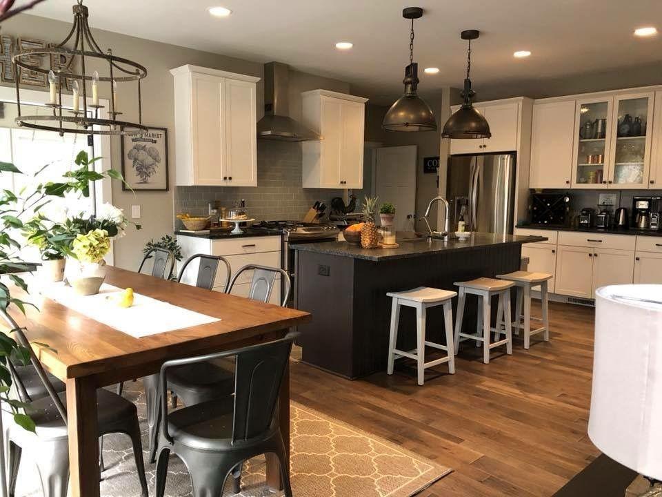 Kimberly Weston Facebook Open kitchen, Kitchen, Home decor