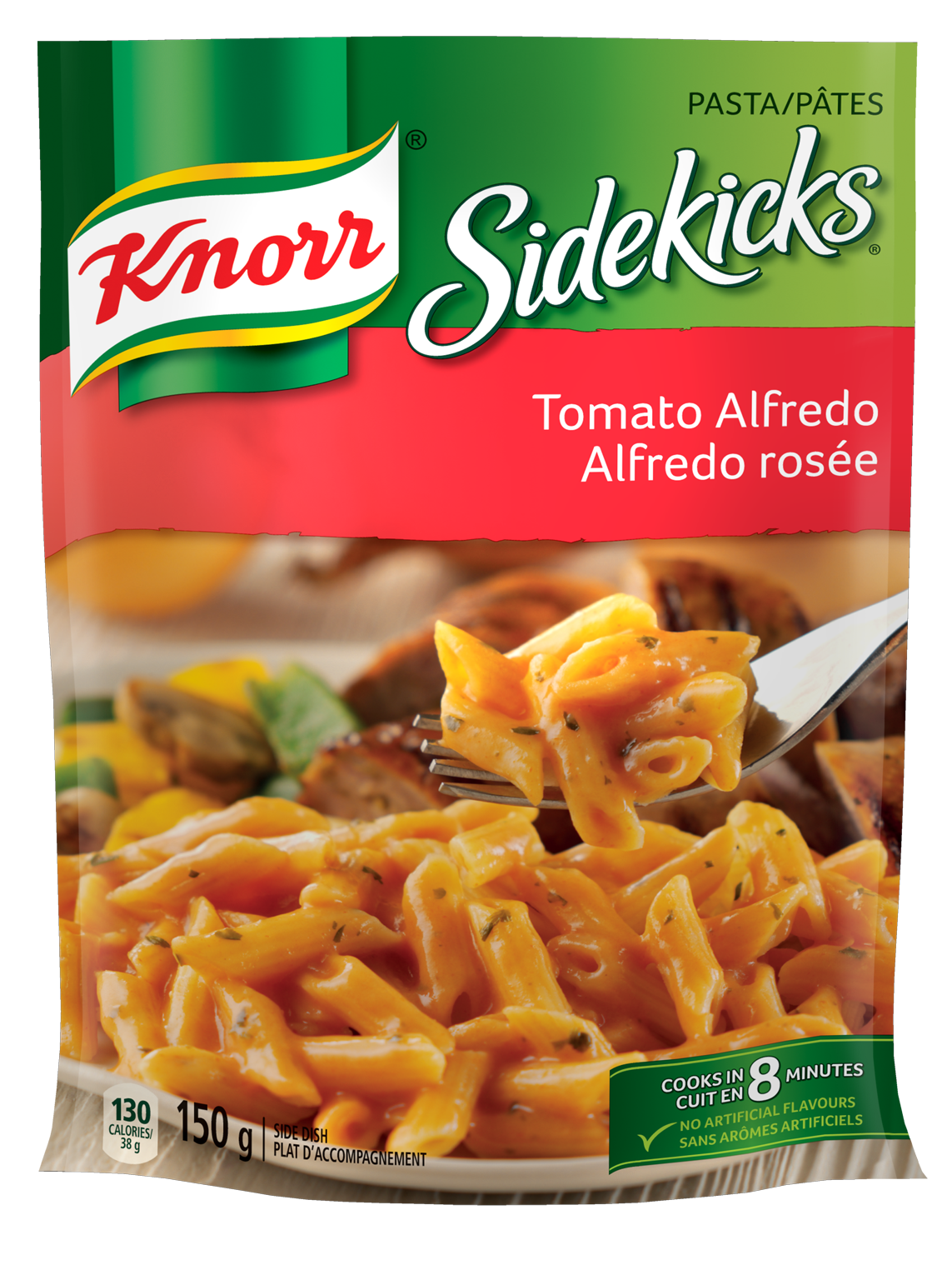 Knorr 174 Pasta Side Dishes Tomato Alfredo Awesome