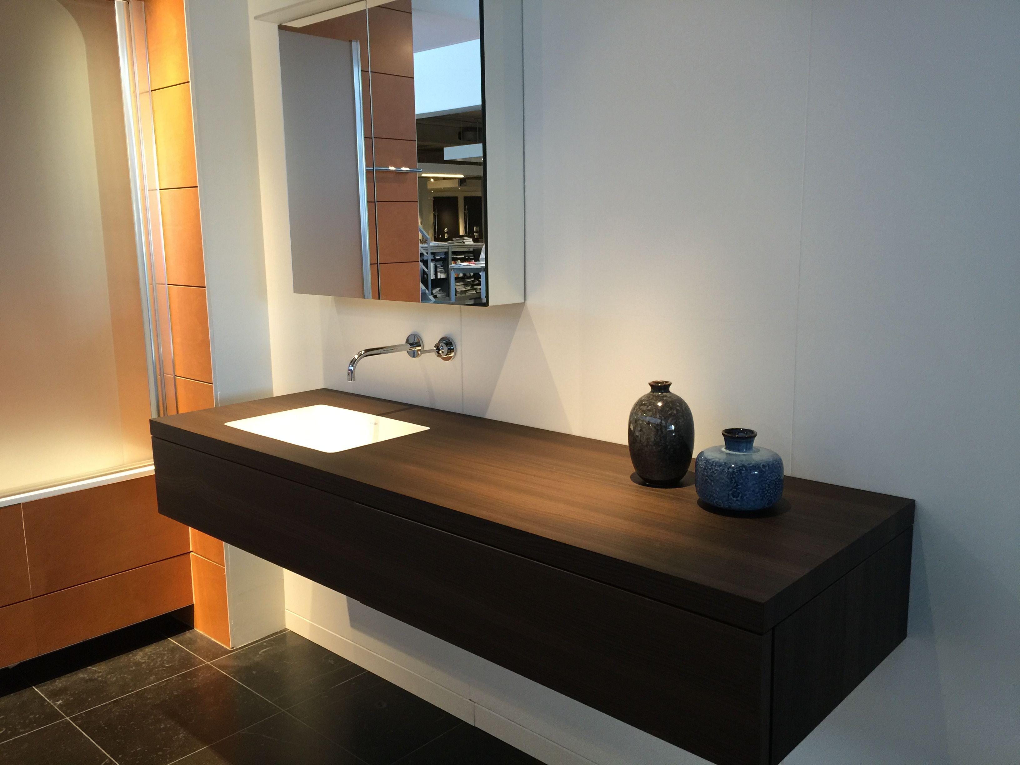 mooi dun gelijnd badkamermeubel bathroom pinterest