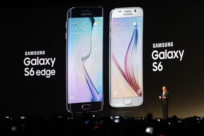 Samsung Galaxy S6 Prix