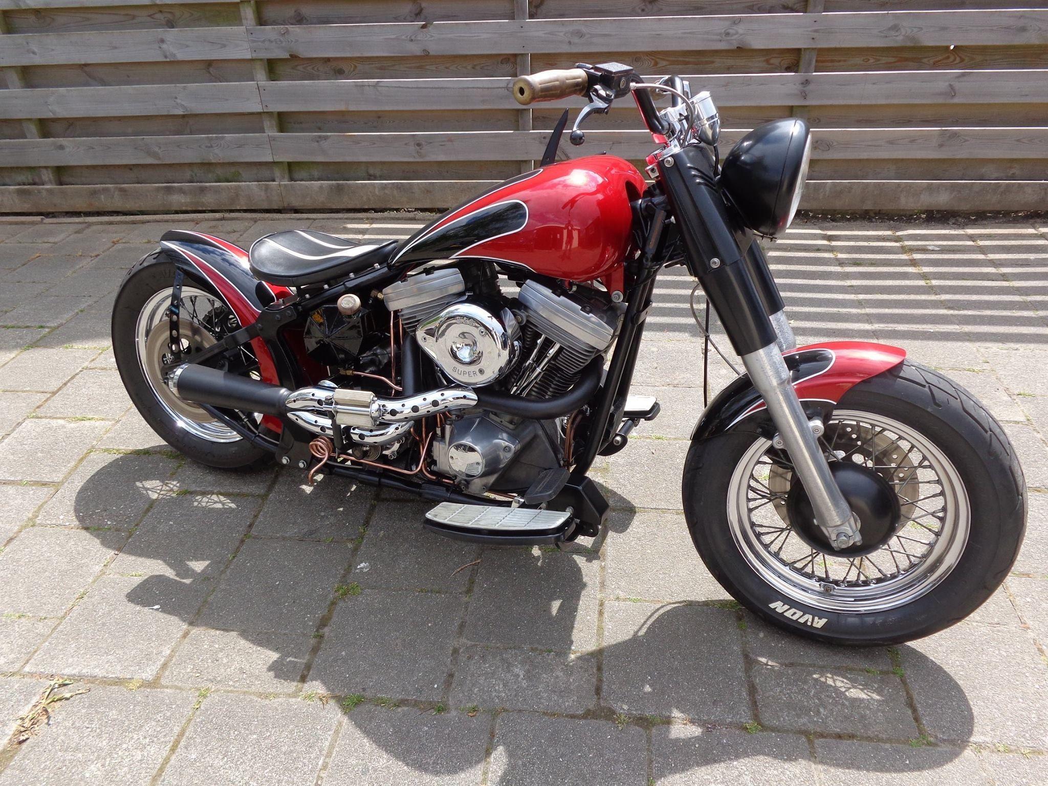 Harley-Davidson Custommade #tekoop #aangeboden in de groep van Motortreffer #motorentekoopmt #motortreffer #harley #harleydavidson #harleycustom #harleydavidsoncustom