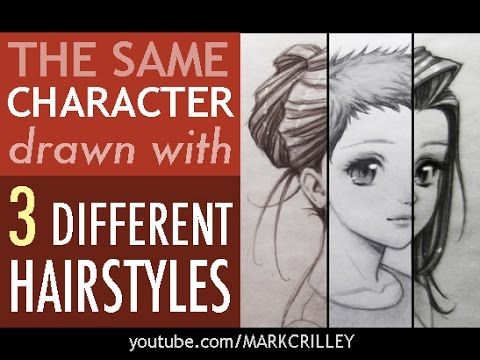 1 Character, 3 Hairstyles: See How Her Look Changes!