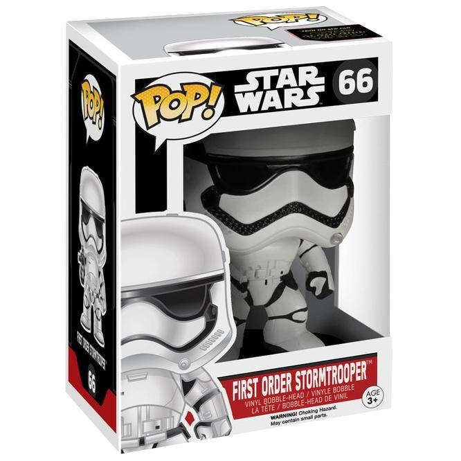 Star Wars Episode 7 The Force Awakens Funko Pop Nikkehode