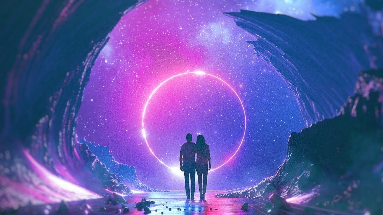 Ambient Music ~ Space Journey Music ~ Study ~ Sleep