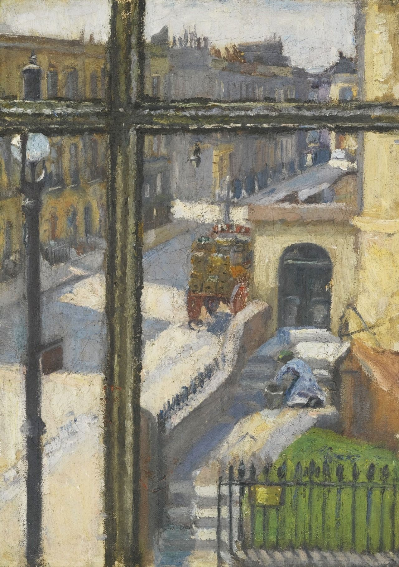 Urgetocreate Spencer Frederick Gore, From A Window In The Hamstead