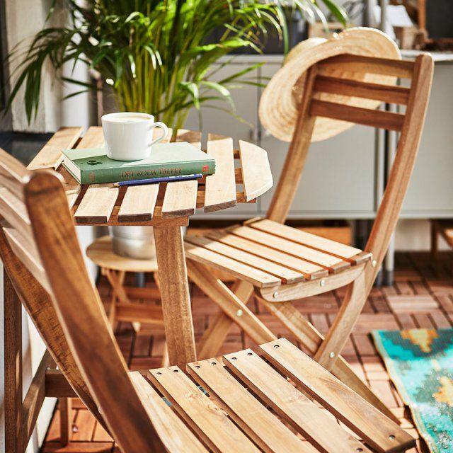 20 Meubles Chics Et Pratiques Pour Le Balcon Table Et