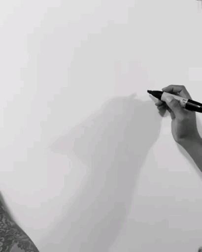 أسرع وأسهل طريقة للرسم Video Daily Art Art Amazing