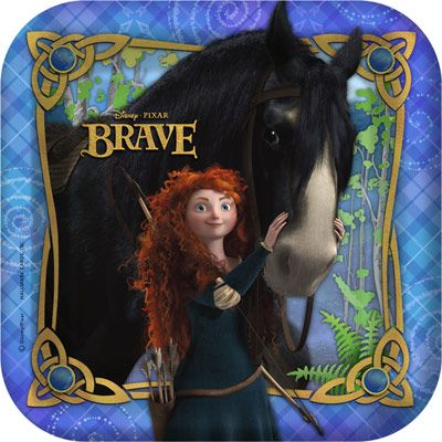 Brave Disney Cake Figure Angus The Horse