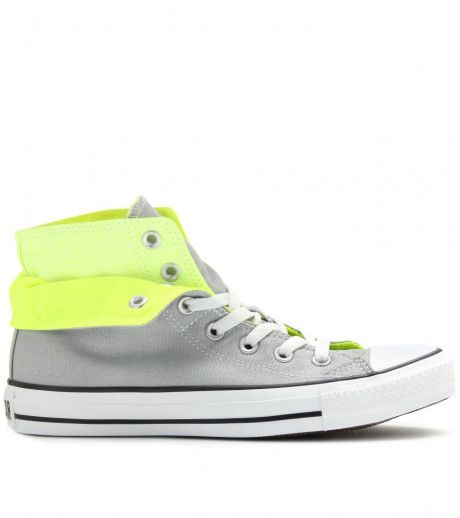 09d65eb87be6 Women s Yellow Chuck Taylor All Star High Tops