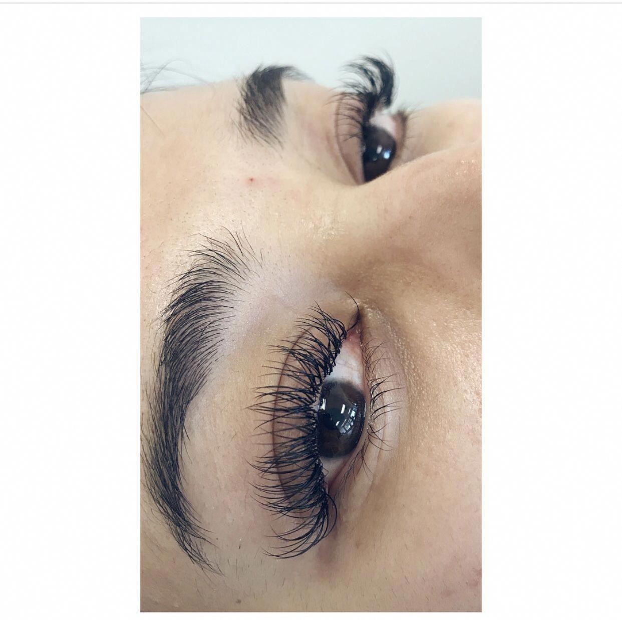 Eyelash Fill Places That Do Eyelash Extensions Near Me