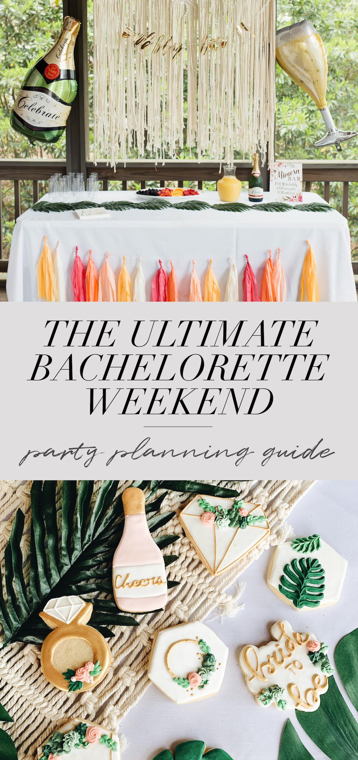 Photo of Der ultimative Planungsleitfaden für Bachelorette-Partys | Ashley Hodges