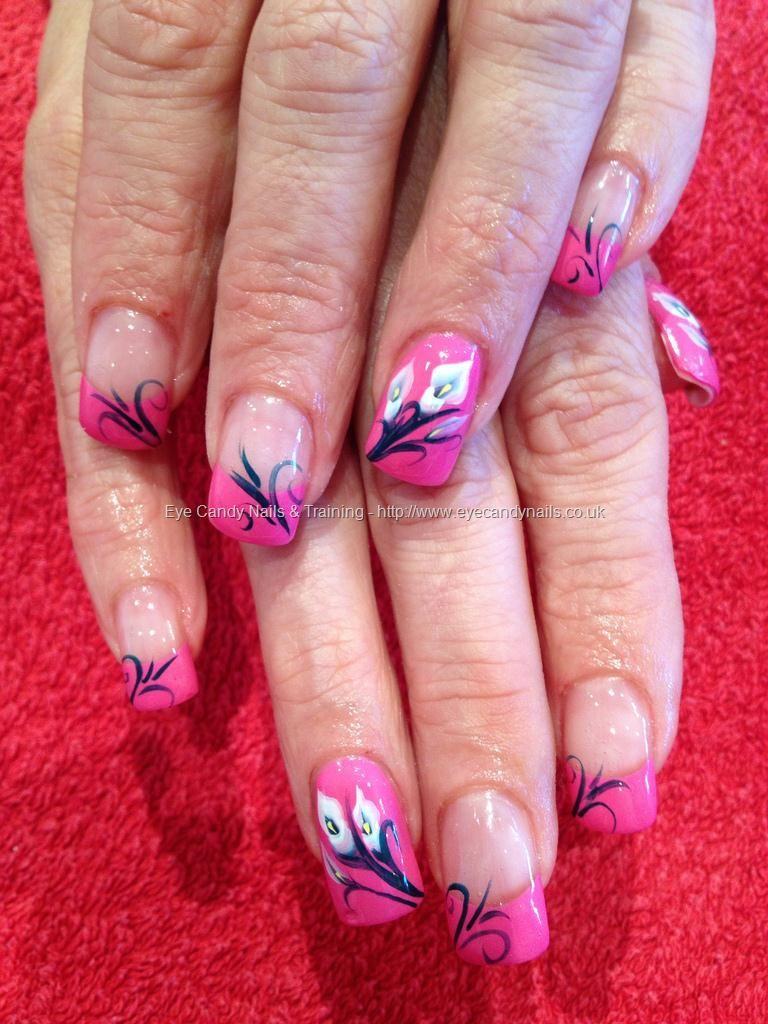 Nail Design Ideas 2012 4th of july nail design 2012 Shellac Nails Nail Design One Stroke Nail Designs Snowman Nail Art Shellac
