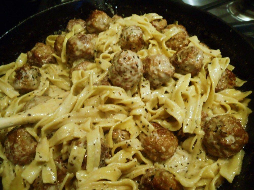 Meatballs Stroganoff Popular Recipe With Over 164 000