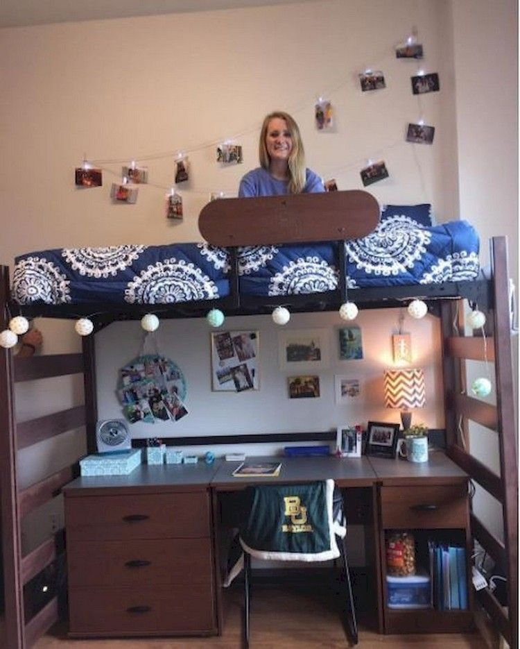 68 Best Images About Loft Beds On Pinterest: 68+ Funny Dorm Room Decorating Ideas On A Budget
