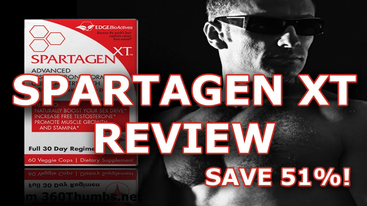 This spartagen xt review is good on youtube
