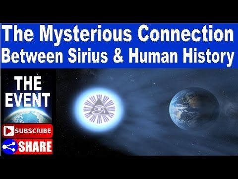 The Mysterious Connection Between Sirius And Human History ...