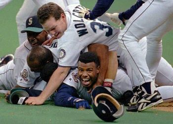 nothing will ever beat the 1995 Mariners team