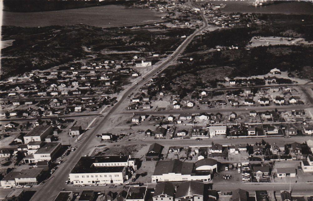 RP Air view , YELLOWKNIFE, N.W.T. , Canada , 2040s
