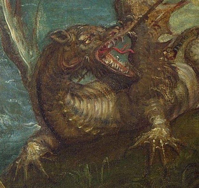 18+ Century dragon information