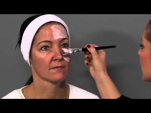 How to apply Aloe Fleur De Jouvence facial treatment -