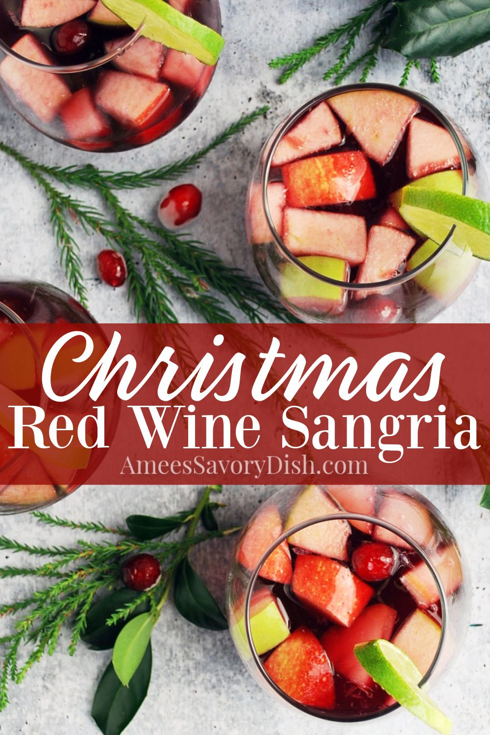 The Best Christmas Sangria Recipe Amee S Savory Dish Recipe In 2020 Foood Recipes Holiday Recipes Drinks Christmas Sangria Recipes
