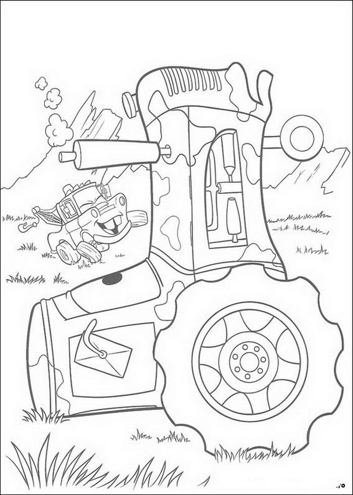Traktor Mandala Pinterest Coloring Pages Cars Coloring Pages