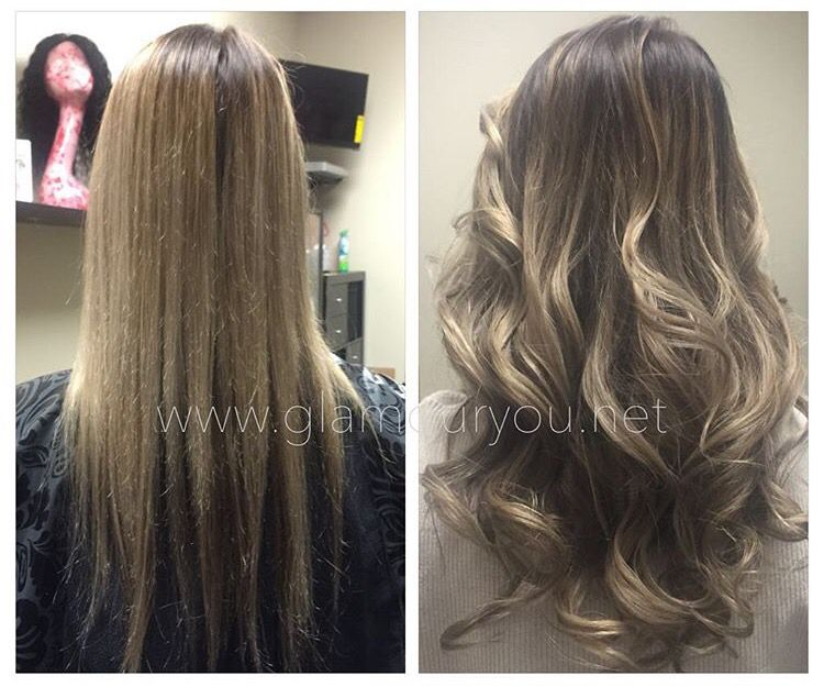 Hotheads hotheadshairextensions hairextensions my work by gina reynolds owner of glamour hair extensions boutique wheaton md pmusecretfo Images