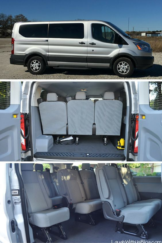 2016 Ford Transit Van Review Laugh With Us Blog Ford Transit Big Family Car Family Car