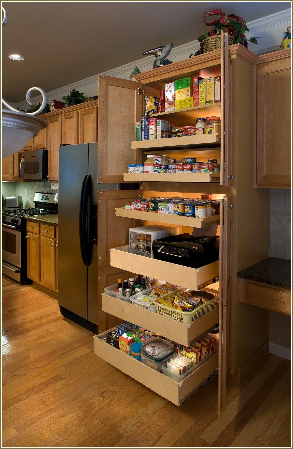 kitchen stand alone pantry cabinets from Stand Alone Kitchen