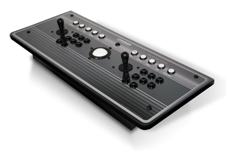 Xtension Two Player Control Board