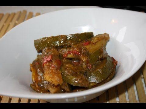 Spicy Mango Talkari