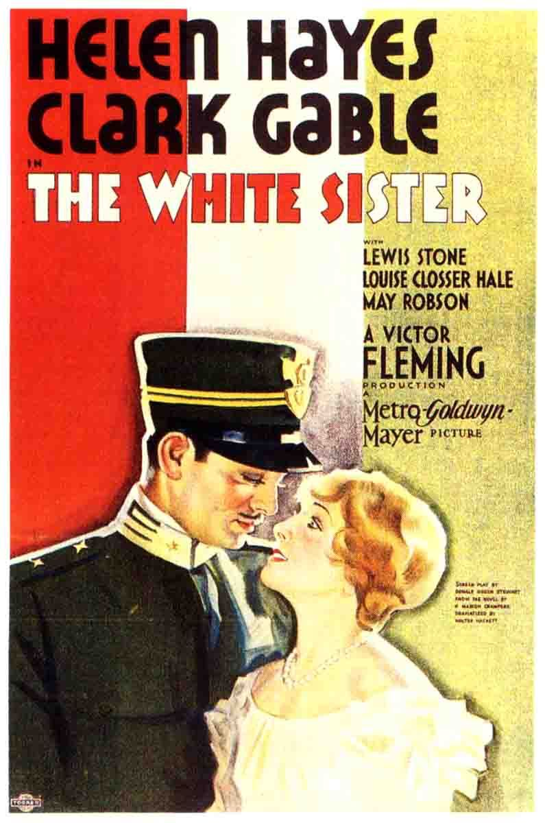The White Sister, 1933 | Vintage Movie Posters | Sisters ...