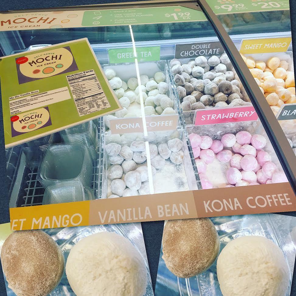 Japanese mochi ice cream balls whole foods market mochi