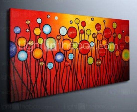Cuadros de margaritas de colores buscar con google pintura pinterest de colores cuadro - Cuadros de colores ...