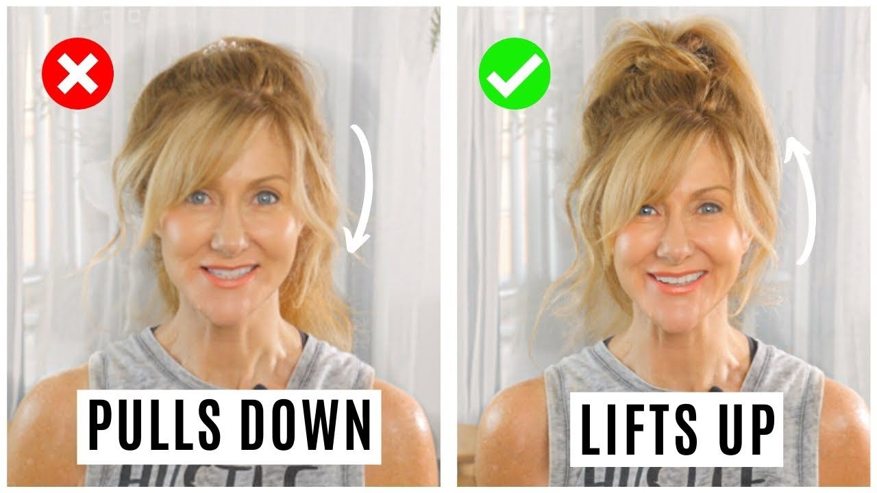 Seriously EASY Ponytail Trick To Look Younger | Tip Tuesday