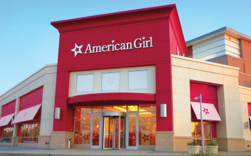 One Opening In The Fashion Show Mall In Las Vegas American Girl