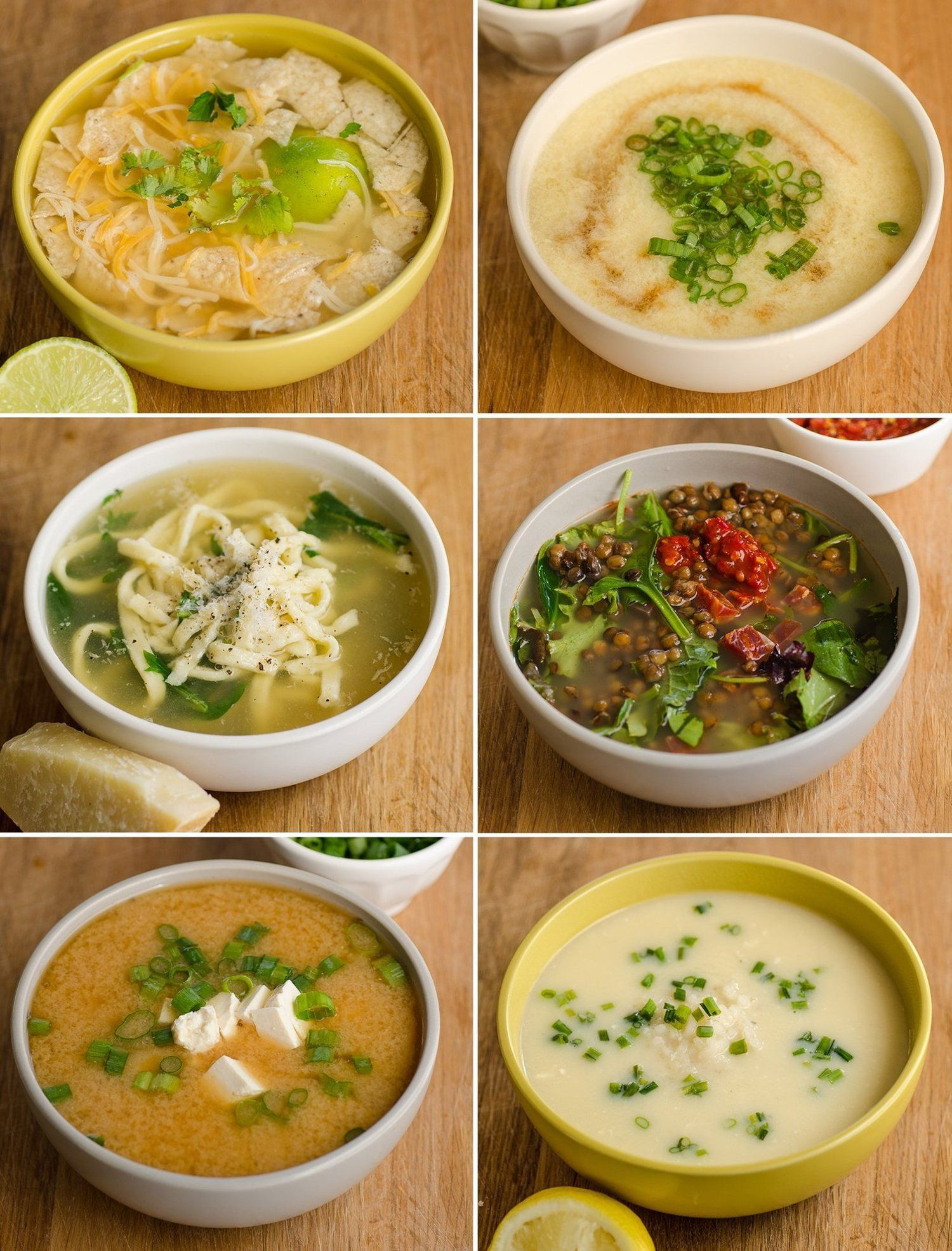 Pin On Soups For Every Season