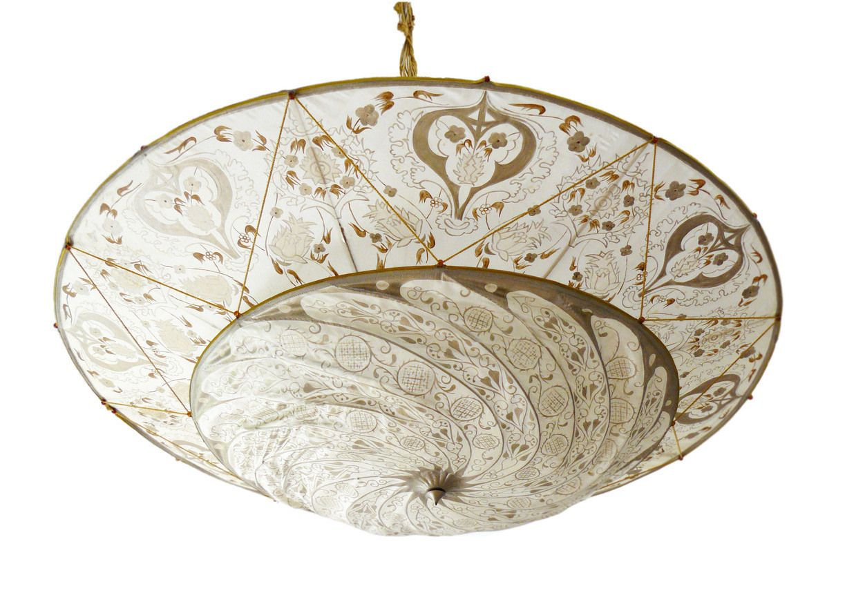 tier suspension reg scheherazade lamp three studium by chandelier arevco ivory tiers icaro venetia products fortuny