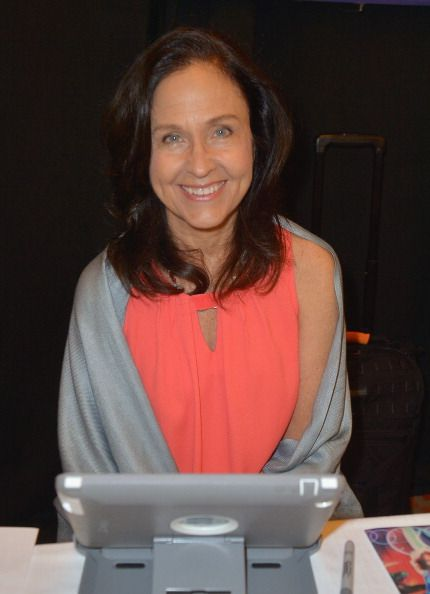 Here is a recent photo of Erin Gray | Erin gray in 2019