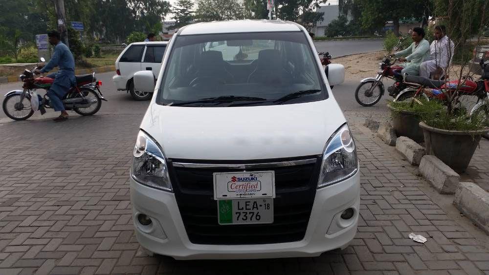 Suzuki Wagon R Vxl 2018 For Sale In Pakistan At Gaddiyan In Pakistan