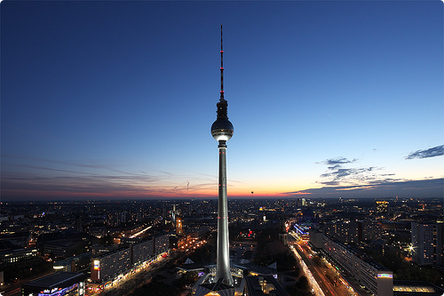Tv Tower One Of Modern Symbols Of Today S Berlin Berlin Sights Berlin Berlin Hotel
