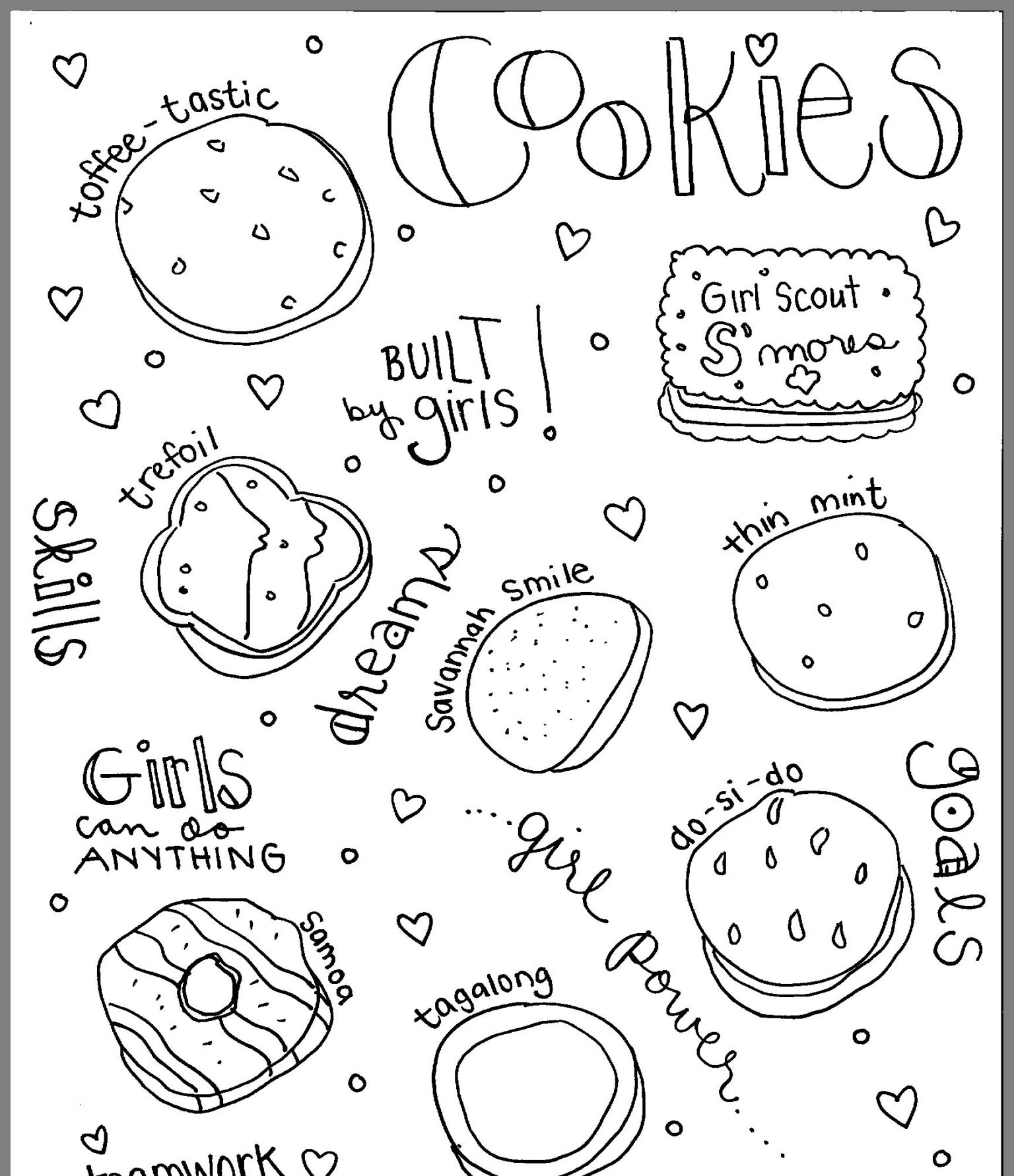 Girl Scout Cookies Image By Christina Angell On Girl
