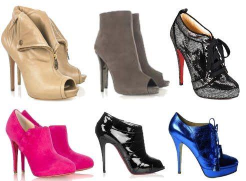 boots | As diferenças entre: Ankle Boots, Open Boots e Summer Boots!