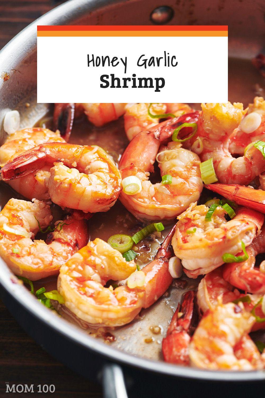Easy Honey Garlic Shrimp Recipe The Mom 100 Recipe How To Cook Shrimp Garlic Shrimp Recipe Recipes