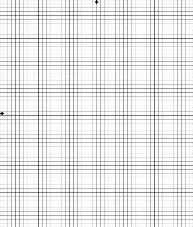 counted cross stitch graph paper
