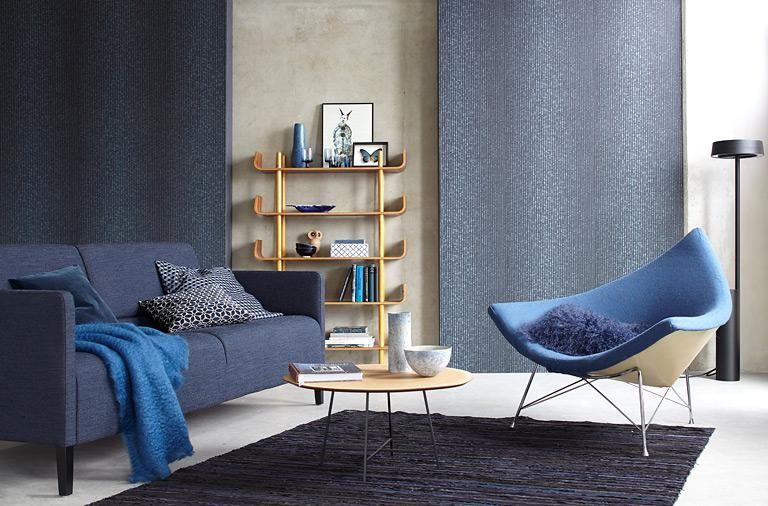 Mit Blautönen einrichten (mit Bildern) Wohnen