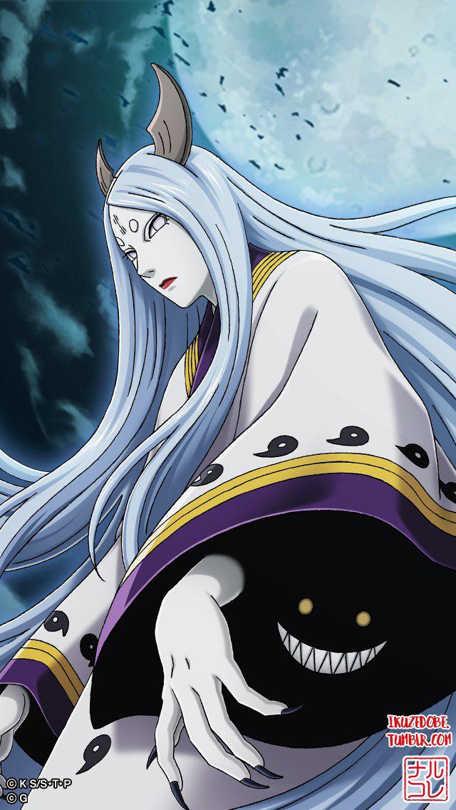 Otsutsuki Kaguya Narufan Pinterest Naruto Boruto And Anime