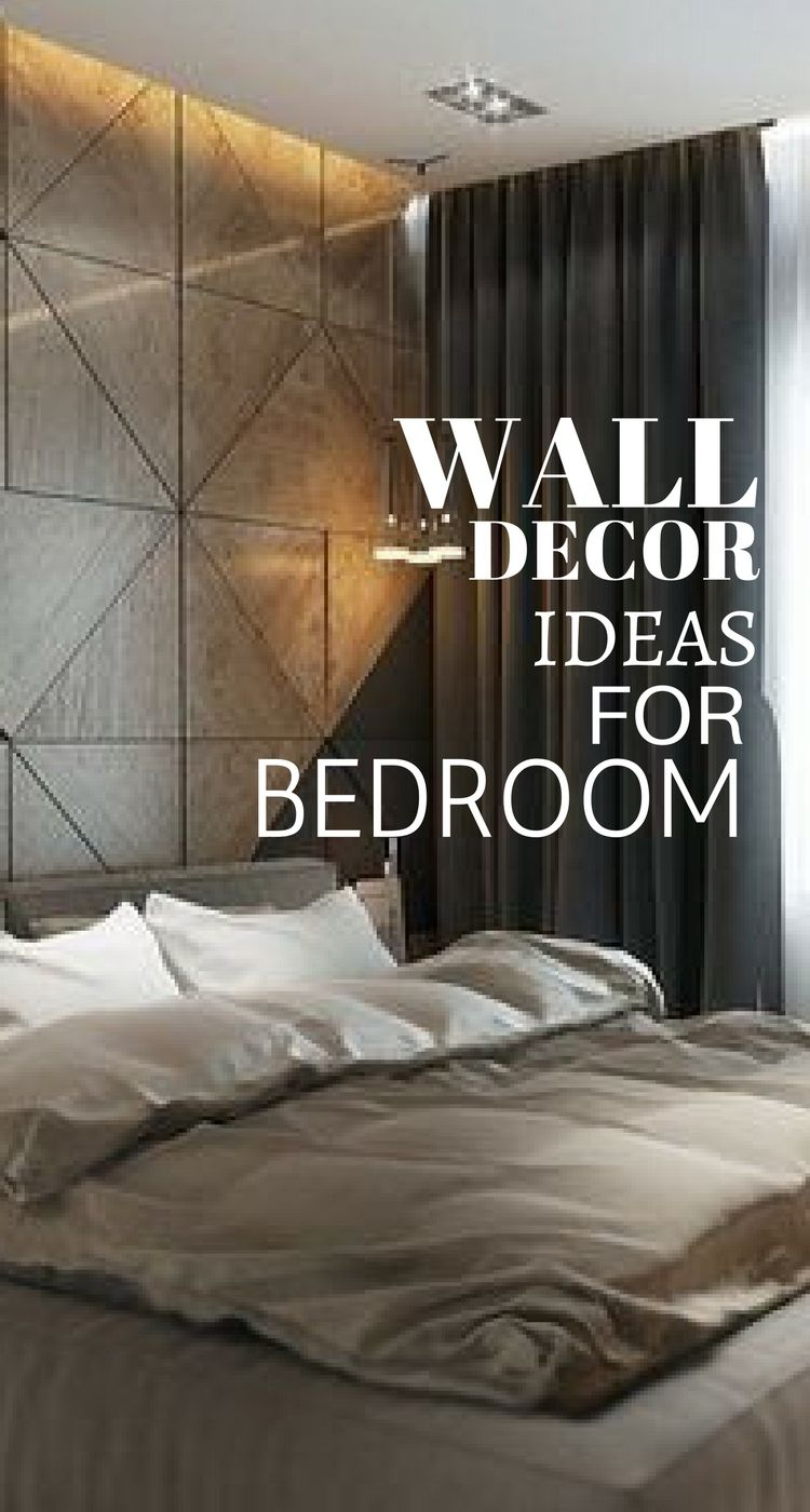 7 Creative And Beautiful Wall Decor Ideas For Your Bedroom