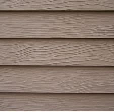 How to Hang Decorations on Vinyl Siding. I need this (love the color of siding too)!