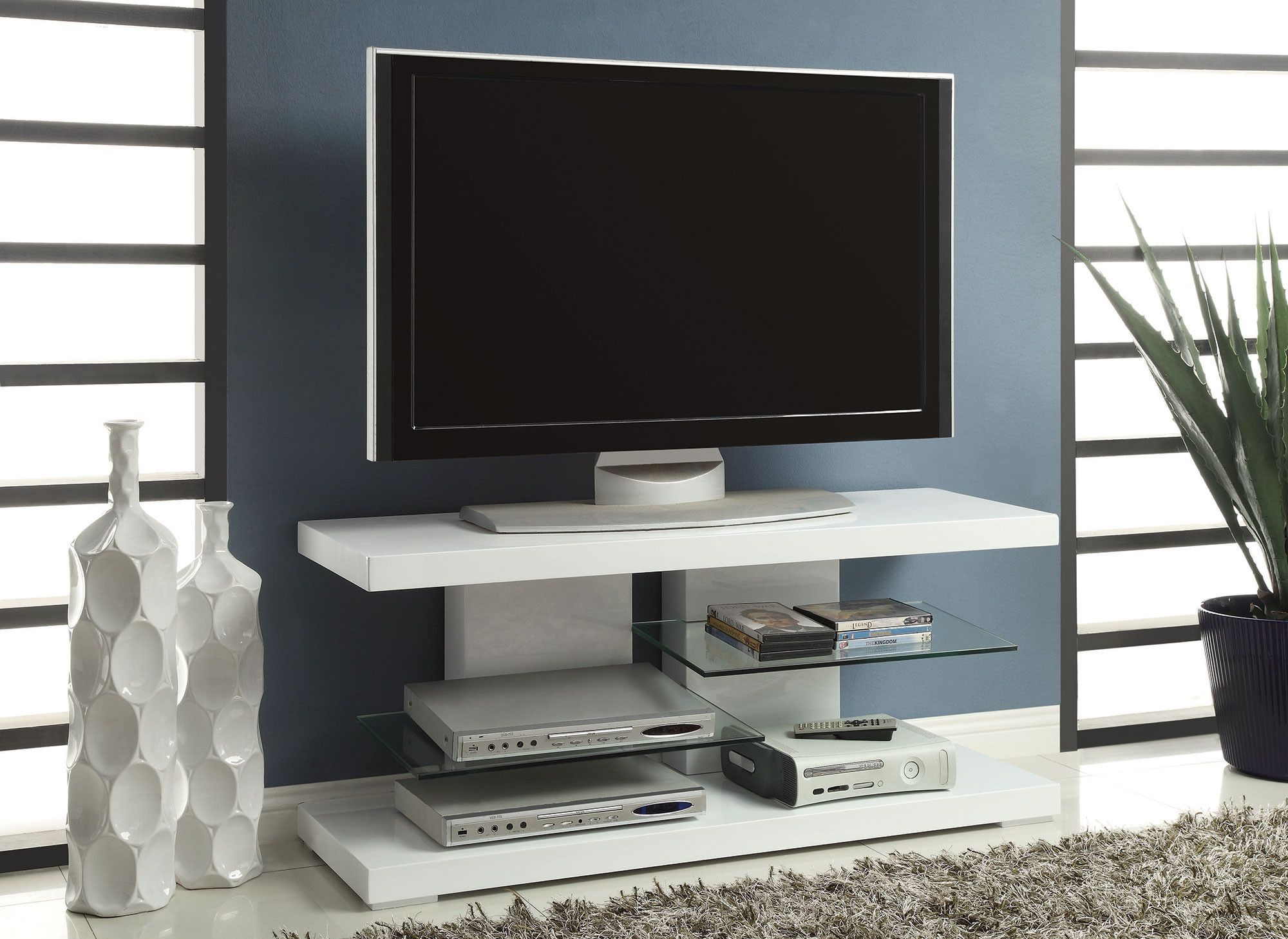 COASTER700824-TV CONSOLE